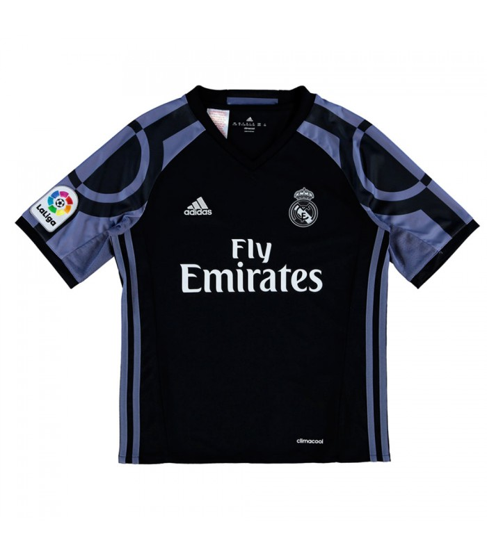 Camiseta Oficial Real Madrid Réplica. Tercera equipación. Temporada ... bd6f62cb9c640