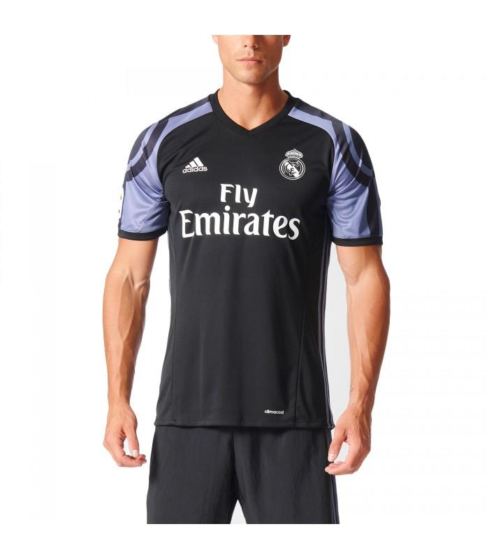 Camiseta Oficial Real Madrid Réplica. Tercera equipación. Temporada ... 498a629c0e46d