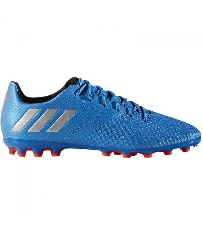 Rebajas Zapatos de fútbol Adidas Niños Messi 16.3 IN Azul