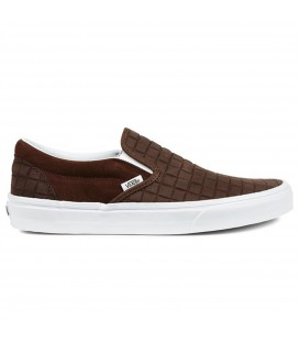 ZAPATILLAS VANS SUEDE CHECKERS SLIP-ON