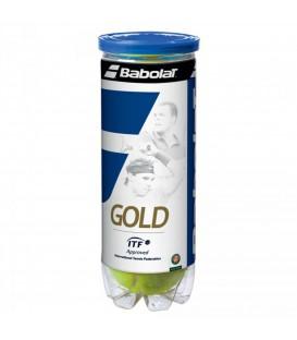 PELOTAS TENIS BABOLAT GOLD
