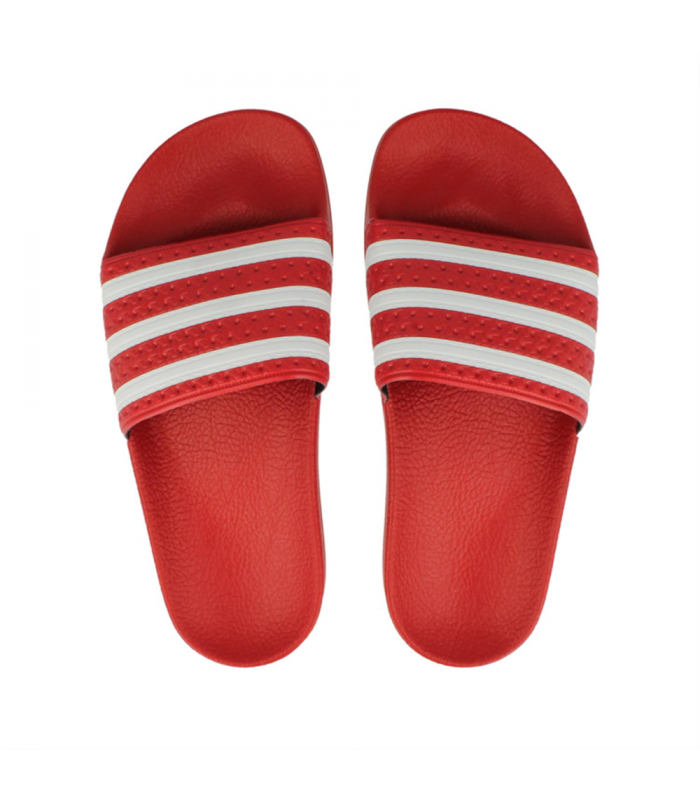 Rojo Adilette Color Adidas Adidas Color Chanclas Chanclas Adilette Y6ygb7f
