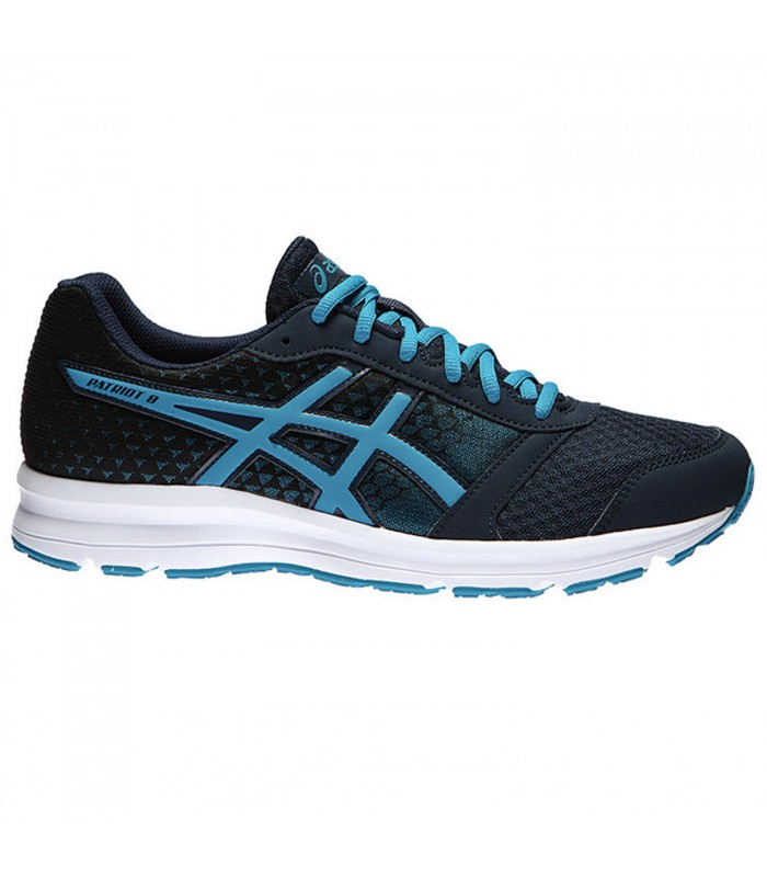asics patriot azul