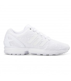 ADIDAS ZX FLUX DEPORTIVOS MUJER BLANCO S76590