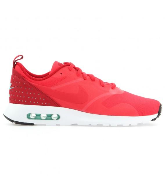 zapatillas air max hombre rojas