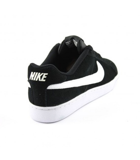 zapatillas nike court royale negras hombre
