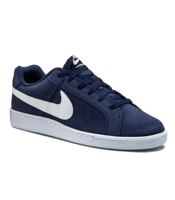 the best attitude 9bade 49a09 ZAPATILLAS NIKE COURT ROYALE SUEDE
