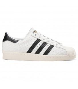 ADIDAS SUPERSTAR 80s W zapatillas blancas mujer S76414