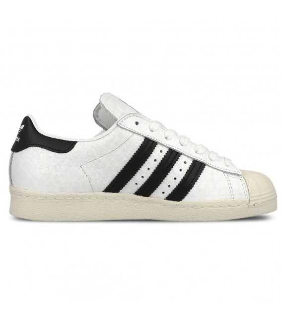 adidas superstar serpiente blancas