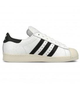 ADIDAS SUPERSTAR 80s BRILLO zapatillas mujer blancas S76416