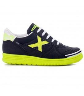 MUNICH G-3 KID 1510508 zapatillas futbol sala niños negro