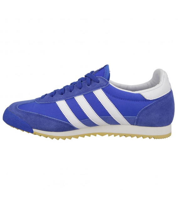 adidas dragon azul adulto