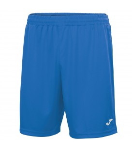Pantalón corto de fútbol para hombre en color azul al mejor precio. Otros pantalones de deporte en Chema Sport.