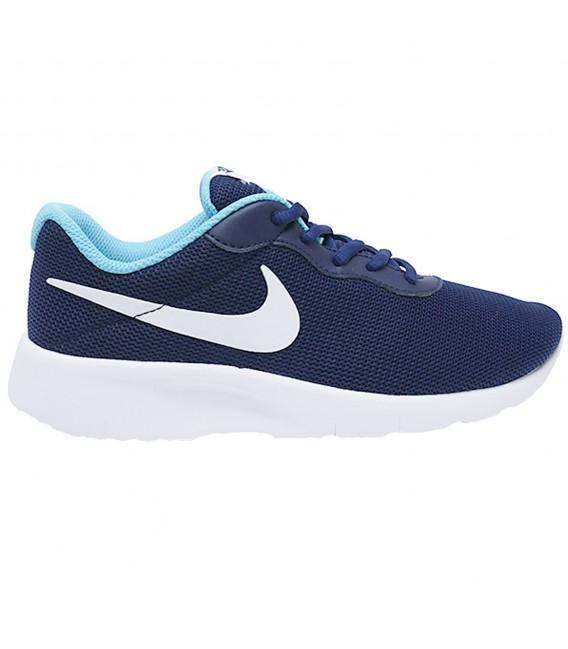 zapatillas nike niños azul