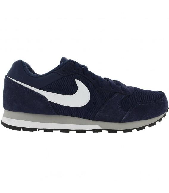 save off 23e18 0cd11 Zapatillas Nike MD Runner 2   Hombre   Azul   Chema Sport