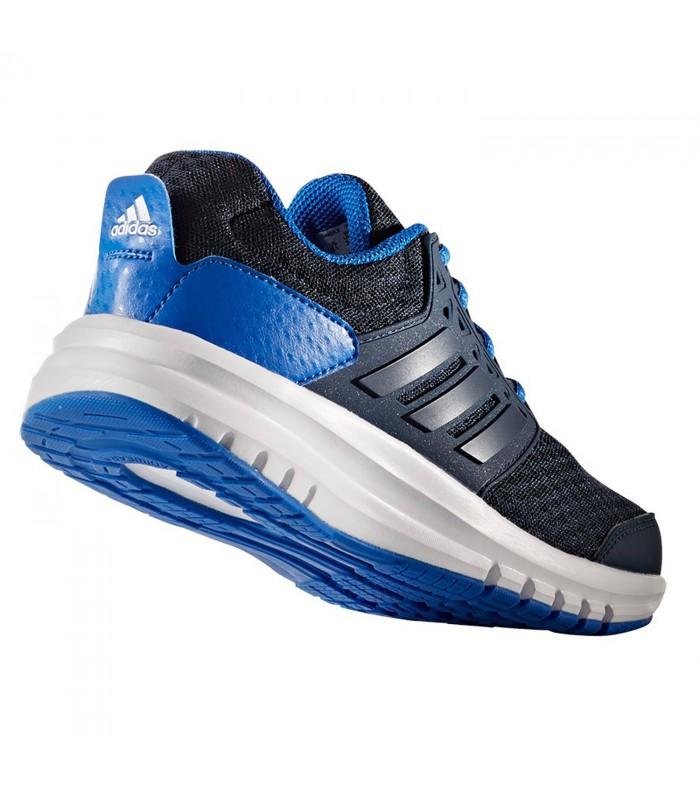 zapatillas de mujer adidas galaxy 3 azules