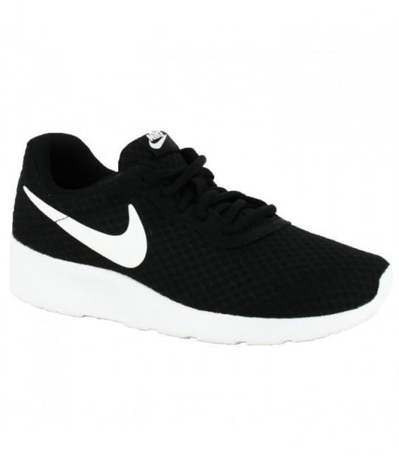 brand new 867cb 7d697 zapatillas Nike Tanjun GS Moda Negro Nino Mujer