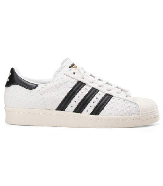 newest 68371 0f4cc ZAPATILLAS ADIDAS SUPERSTAR 80S SNAKE M