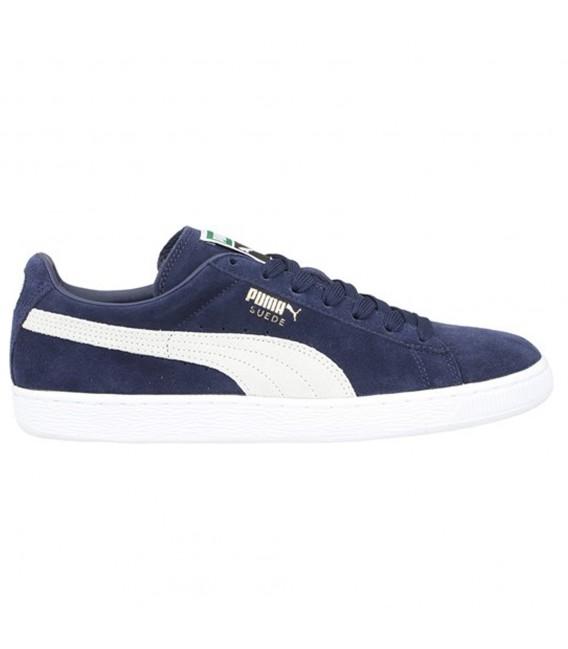 zapatillas azules puma