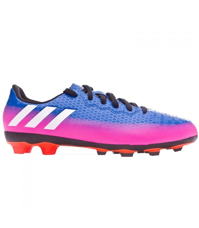 d595b74621a6e Botas de fútbol para niños Adidas Messi 16.4 Junior