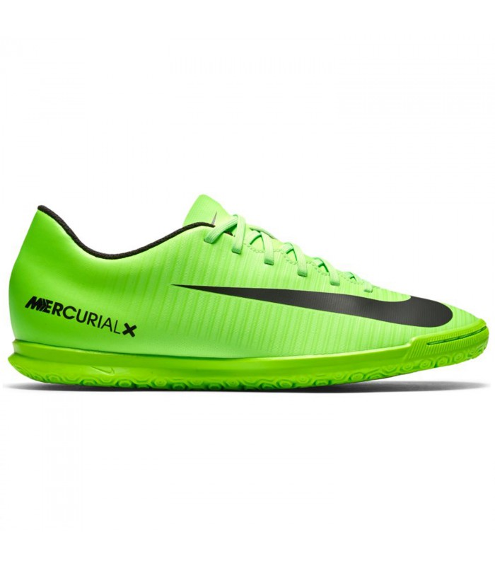 ZAPATILLAS FUTBOL SALA NIKE MERCURIALX VORTEX IC JUNIOR c74b7b5bdf6b4