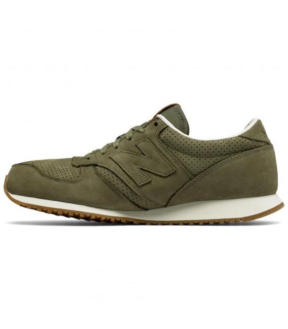 zapatillas new balance verde hombre