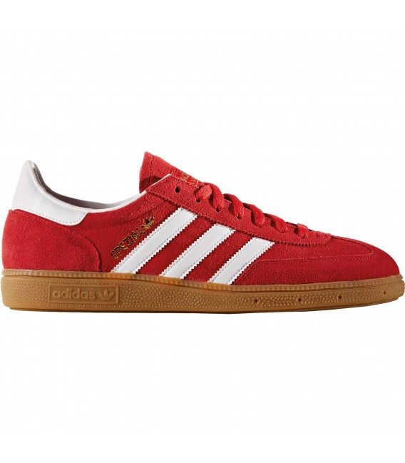9a03139e0e485 Zapatillas Adidas Spezial para hombre de color rojo