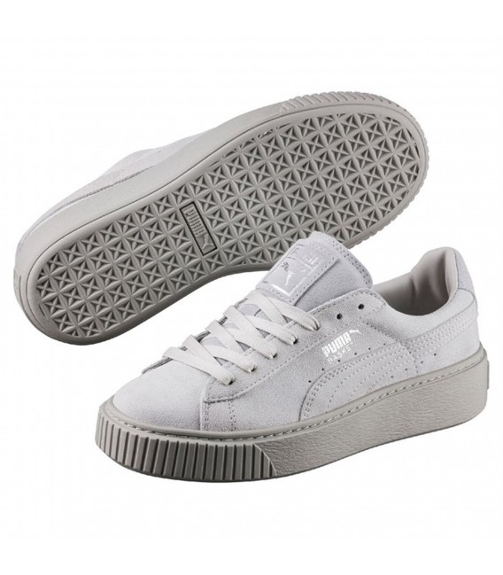 2d0a4cd3e10 ZAPATILLAS PUMA BASKET PLATFORM RESET