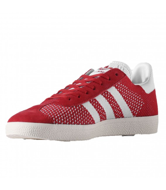 best loved 34f6f 79a7a Rebaja. ZAPATILLAS ADIDAS GAZELLE PRIMEKNIT BB5247 ROJO