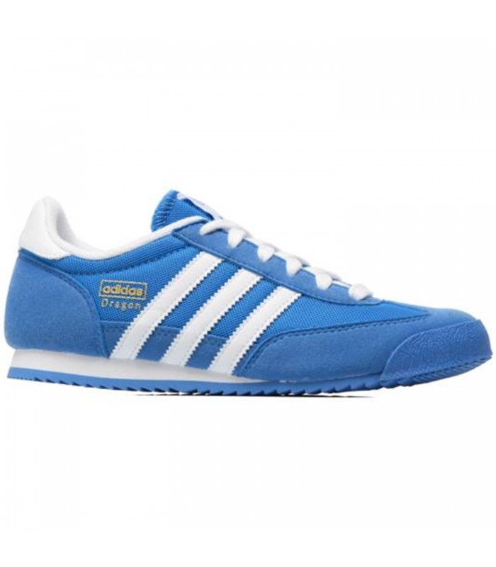 Zapatillas Adidas Dragon J Azul