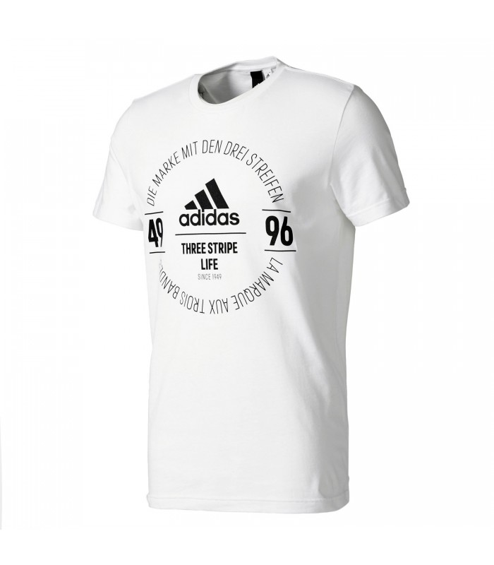 234dff70e Camiseta deportiva para hombre Adidas Logo Tee