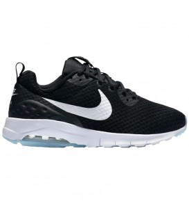 ZAPATILLAS NIKE WMNS AIR MAX MOTION LOW MODA SPORTWEAR MUJER NEGRO 833662-011