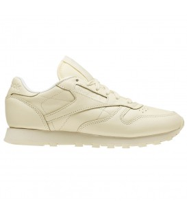 ZAPATILLAS CLASSIC LEATHER PASTELS BD2772 BEIGE MUJER