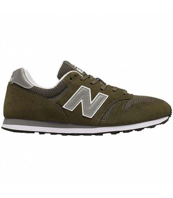 zapatillas new balance verde oliva