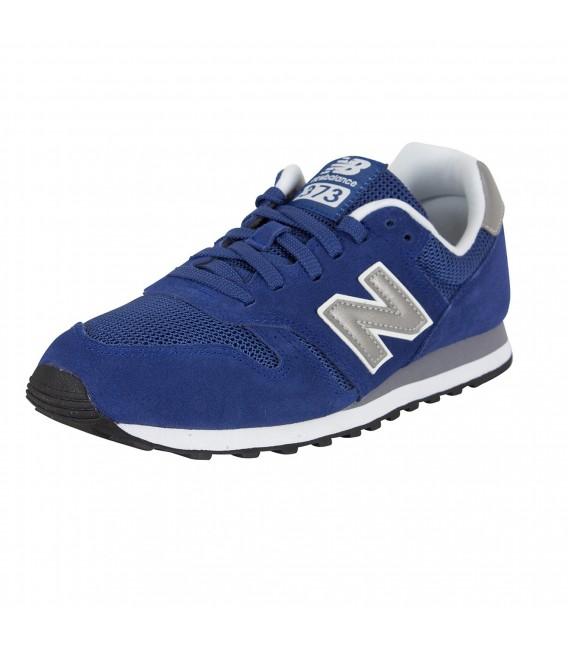 new balance 373 azul hombre