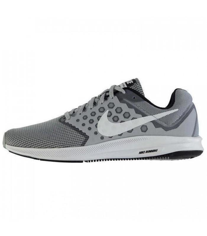 5c7d80a79 ZAPATILLAS NIKE DOWNSHIFTER 7 RUNNING HOMBRE GRIS ...