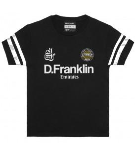 CAMISETA D.FRANKLIN EMIRATES BLACK TEE