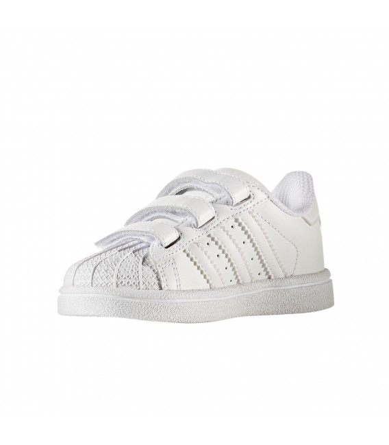 the latest 8cb79 1cb96 ZAPATILLAS ADIDAS SUPERSTAR CF I BZ0416 BLANCO NIÑOS