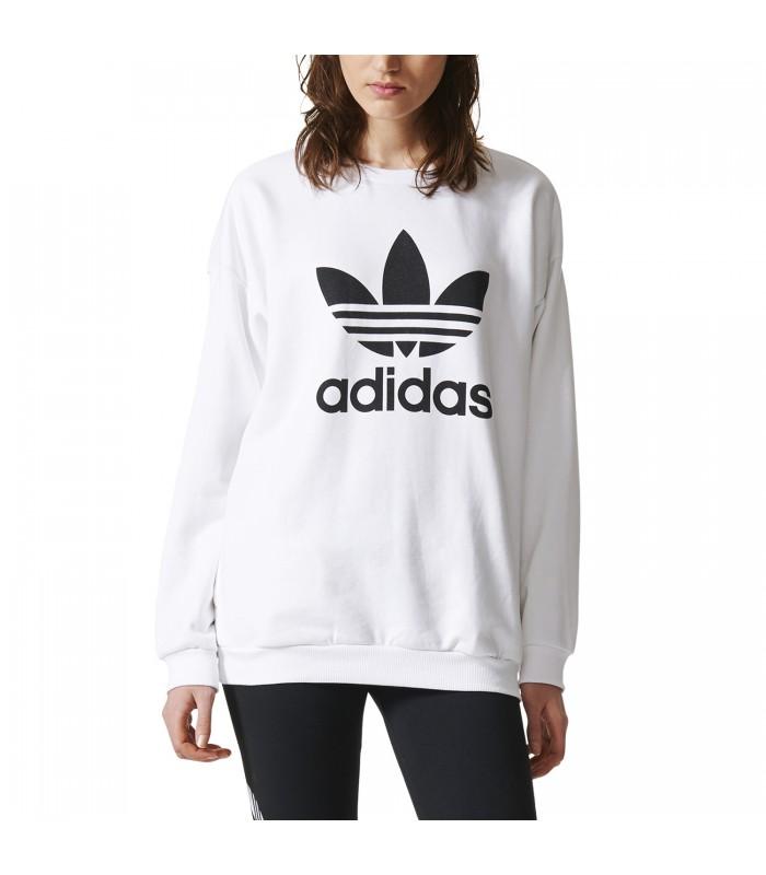 bajo precio e12ba 93f95 Sudadera Adidas Trefoil Sweet | Adidas Mujer