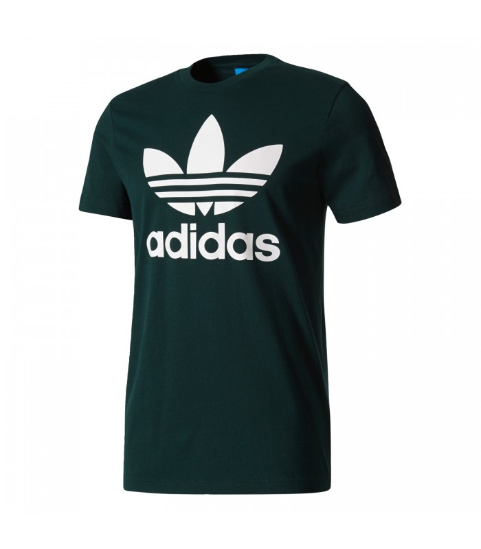9b2f4ee60ef Camiseta Adidas Originals Trefoil Tee