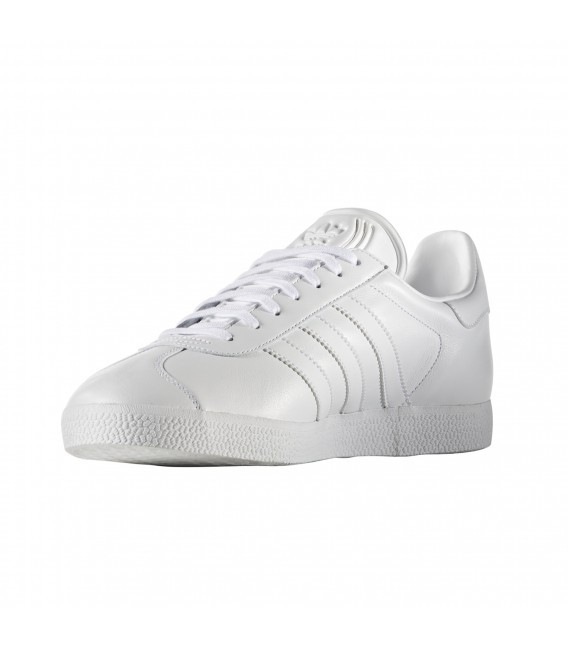 zapatillas adidas gazelle blancas