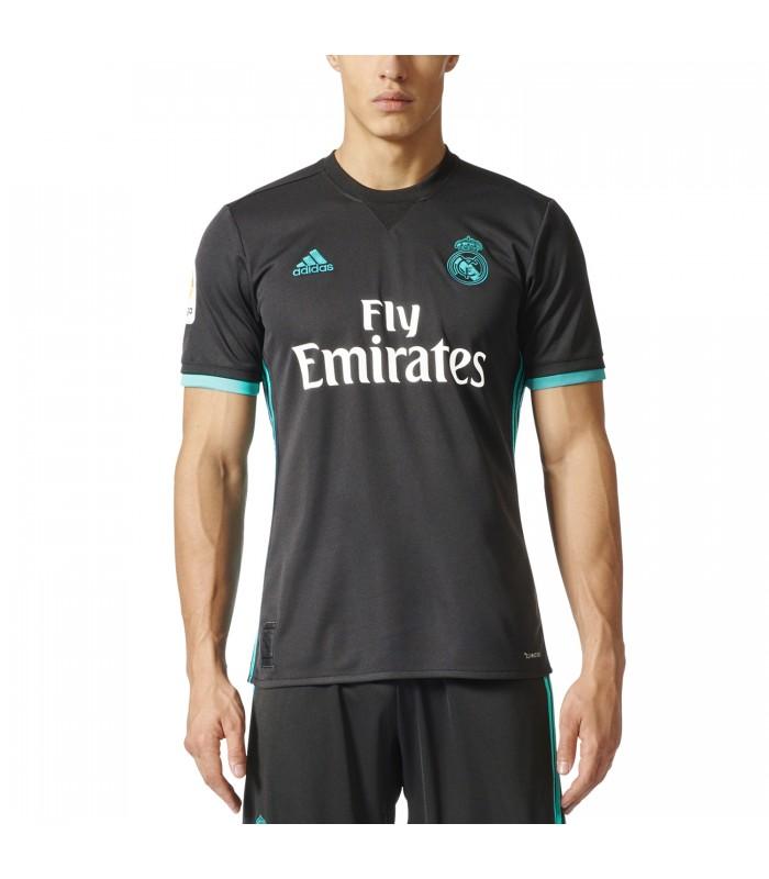Camiseta Oficial Adidas Real Madrid 2017 2018  5388b191f3e47