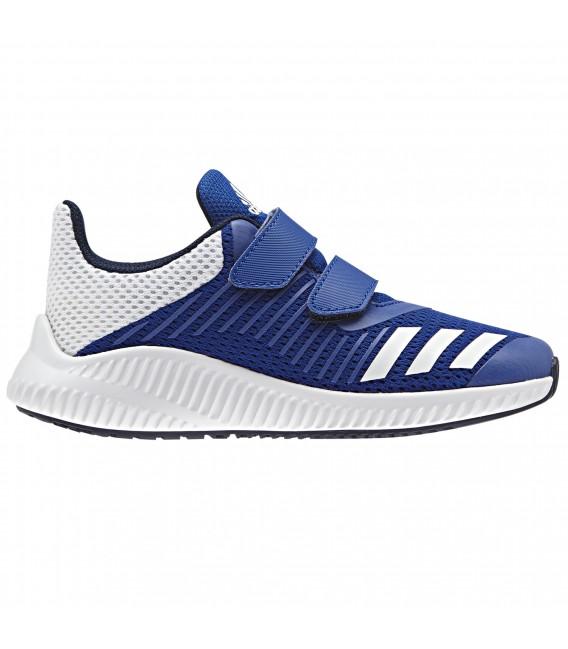 zapatillas adidas azul niño