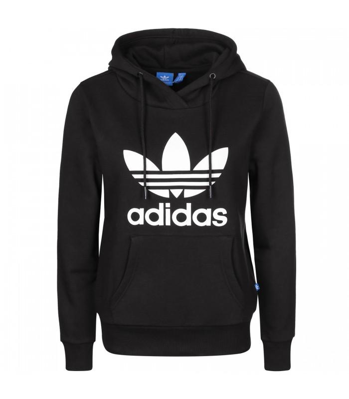 f8d26c5291304 Sudadera Adidas Trefoil Logo Hoodie