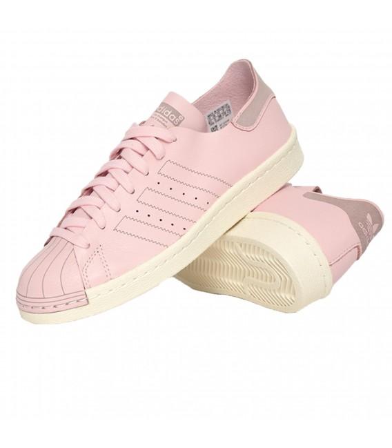 5b434c731 denmark lifestyle blanco rosado adidas superstar 80s w 959bb 4884a;  official adidas originals. rebaja 23415 b44b2