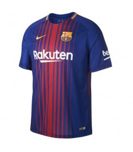Camiseta de fútbol Nike FC Barcelona Junior 847387-456 para la temporada 2017/18 para niños. Envíos nacionales a península en 24/48 horas!