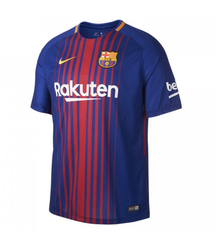 Camiseta La Para Temporada Fútbol De 201718 Nike Fc Barcelona Junior sdthrxQBCo