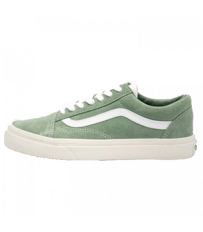 zapatillas vans verdes old school