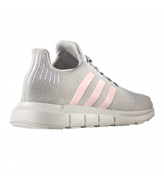 zapatillas adidas gris chica