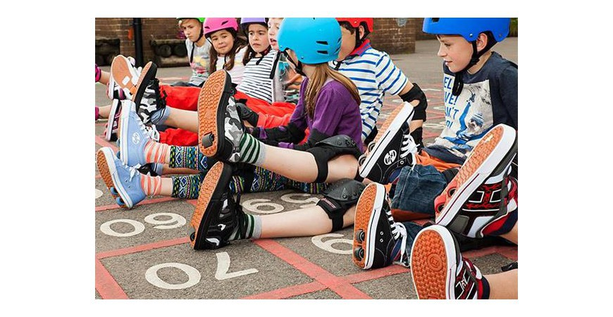 Cómo cuidar las zapatillas de los niños